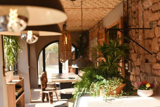 Las Dalias Ibiza Roadside Cafe