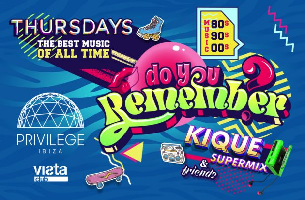Do You Remember Privilege Ibiza