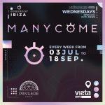 Manycome Privilege Ibiza