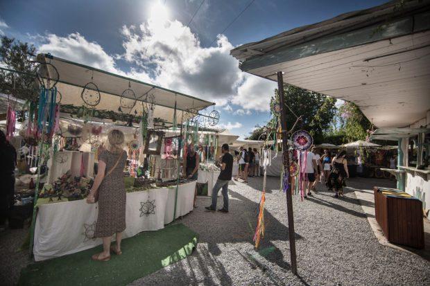 Las Dalias Ibiza Market