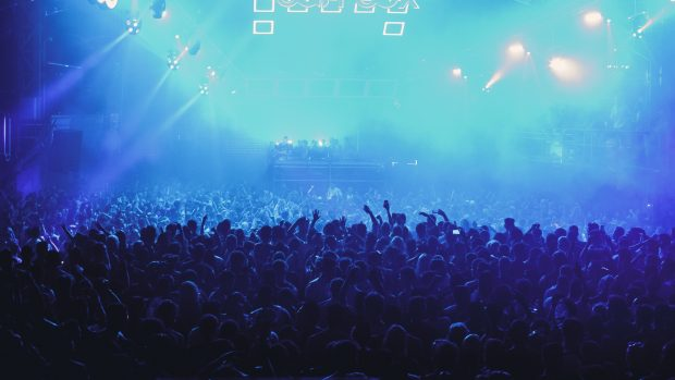 Incredible partying at Privilege Ibiza this summer