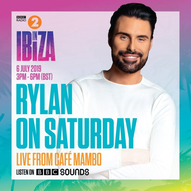 BBC Radio 2 celebrates Cafe Mambo Ibiza 25th Anniversary