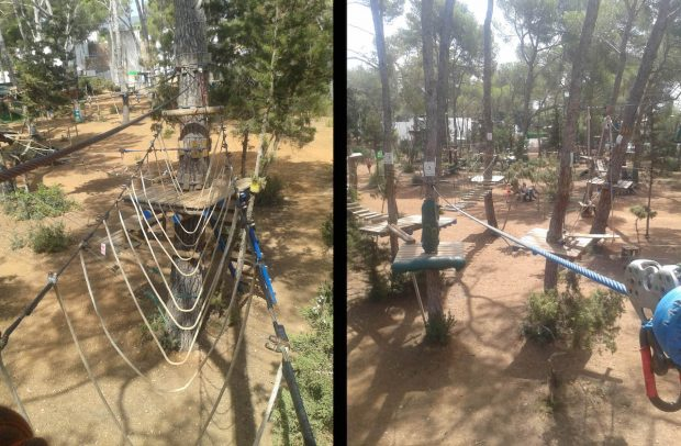 Acrobosc Ibiza Woodland Adventure Park