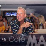 Fatboy Slim at Cafe Mambo Ibiza