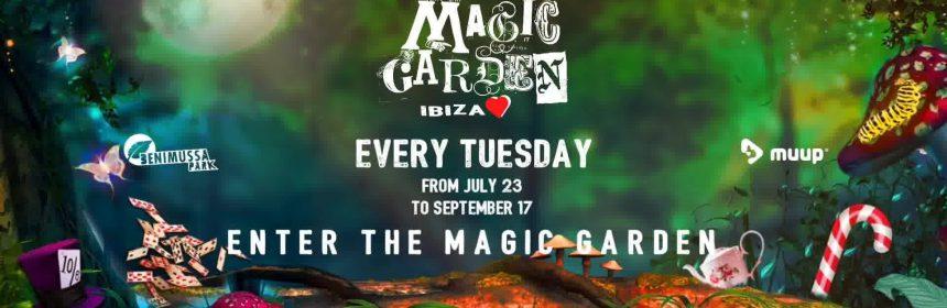 Magic Garden Ibiza Benimussa Park