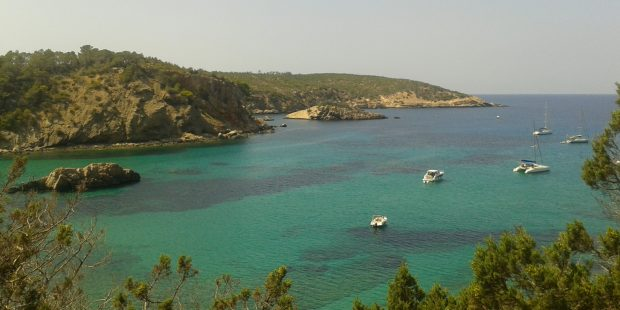 Cala Xaracca Portinatx Ibiza
