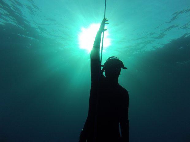 Freediving in Ibiza with Freedive Ibiza by Tanya Taylor