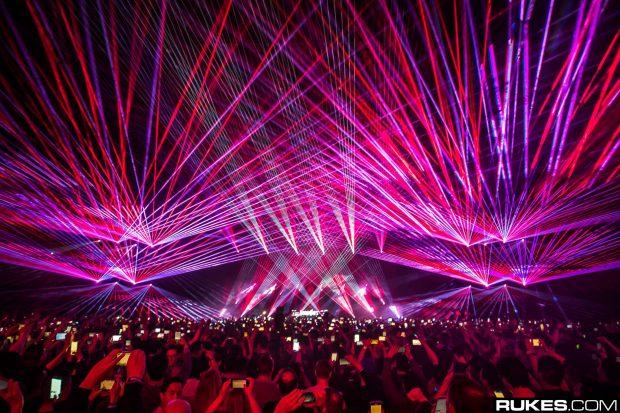 Laserface Gareth Emery Amnesia Ibiza