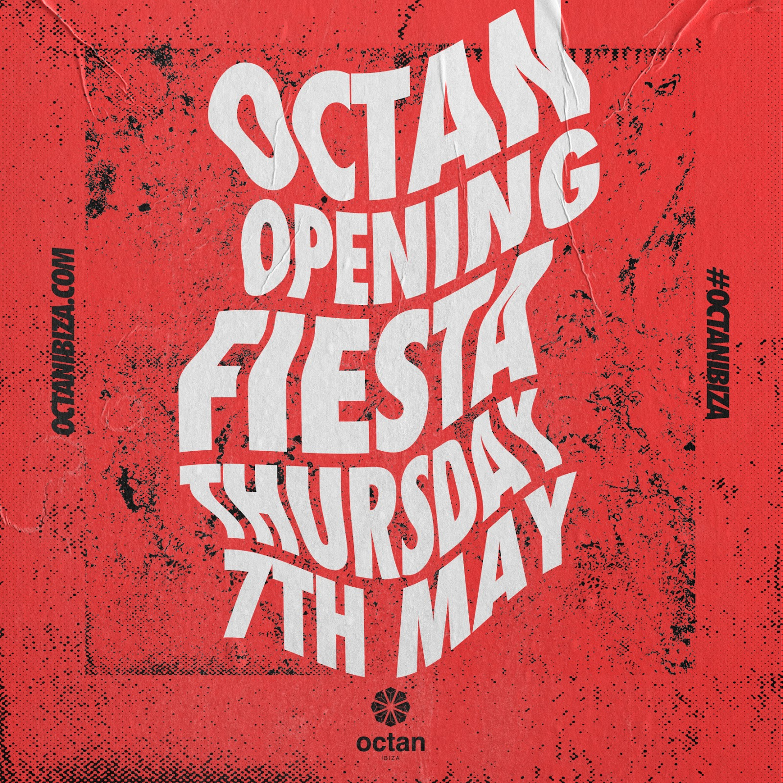 Octan Ibiza Opening Party 2020 will take the place on Thursday the 7th May heralding in their second season.