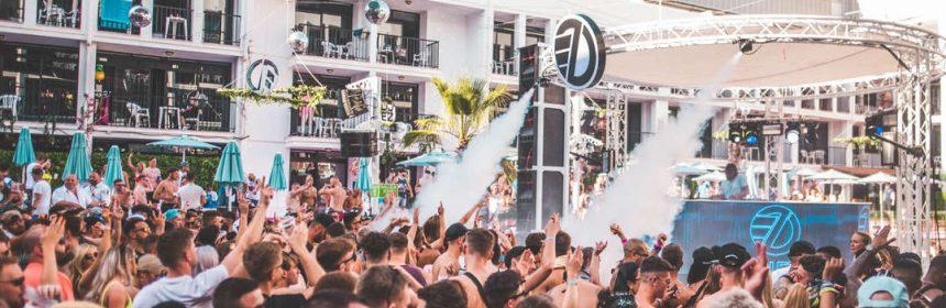 DJ EZ presents Nuvolve Ibiza Rocks 2020