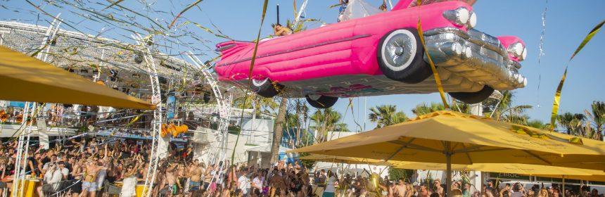 Candypants O Beach Ibiza 2020