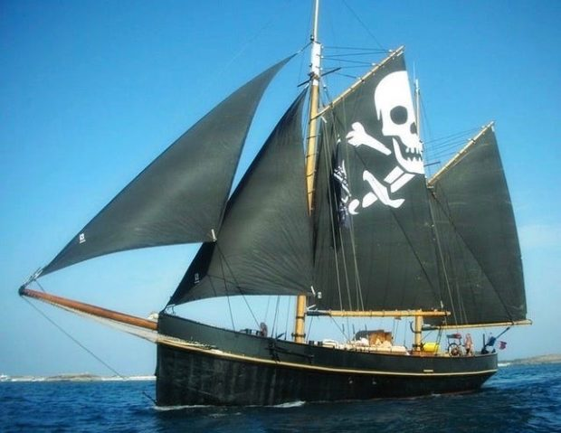 Channel your inner pirate with Marco Polo Ibiza